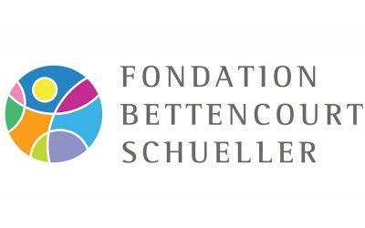 Flash info partenaires – Fondation Bettencourt Schueller