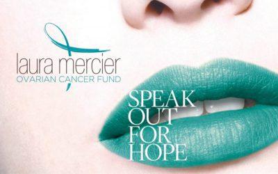 Flash info partenaires – Laura Mercier Ovarian Cancer Fund