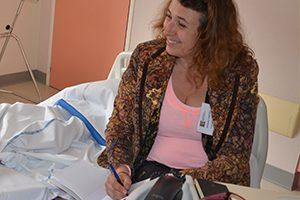 Biographie hospitalière