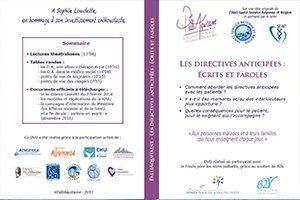 Les Directives anticipées : écrits et paroles