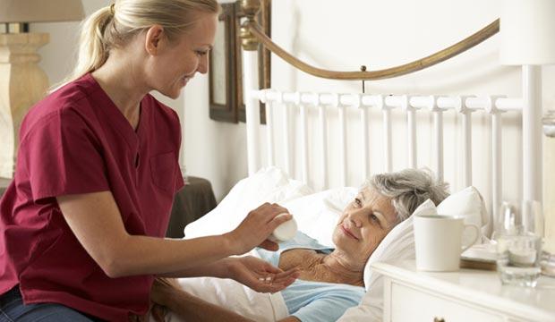 soins à domicile