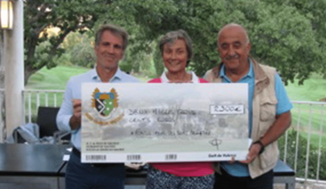 Compétition de golf au profit du Fonds pour les soins palliatifs