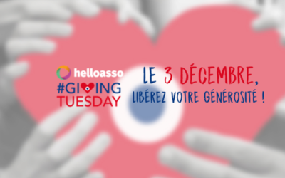 Le Giving Tuesday