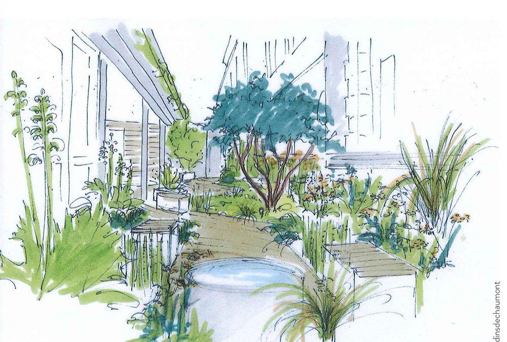 Lancement d'un appel à projets dédié aux jardins thérapeutiques