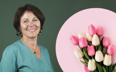 Pour Pâques, des tulipes pour les soignants en unités de soins palliatifs