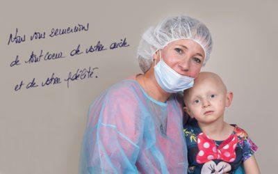 Merci pour nos soignants !