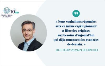 10 ans – Le mot du vice-président, Sylvain Pourchet