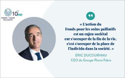Interview d'Eric Ducournau, CEO Groupe Pierre Fabre