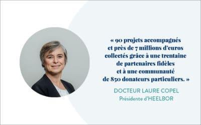 1er janvier 2011…1er janvier 2021 – Le mot de la présidente, Laure Copel