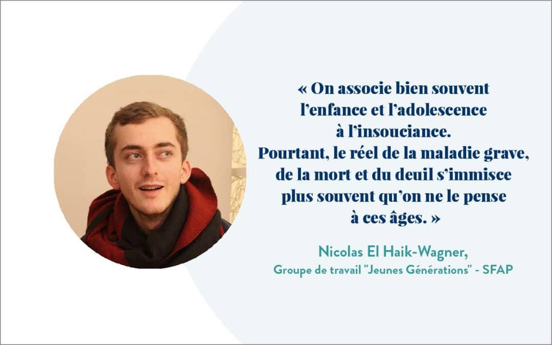 Témoignage de Nicolas EL HAIK-WAGNER