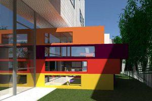 Création d'un espace détente et artistique pour enfants et adolescents hospitalisés en oncologie